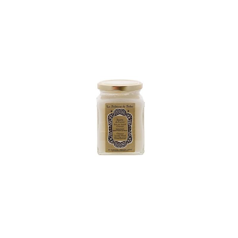 Beurre de karité Fleur d'Oranger - La Sultane de Saba