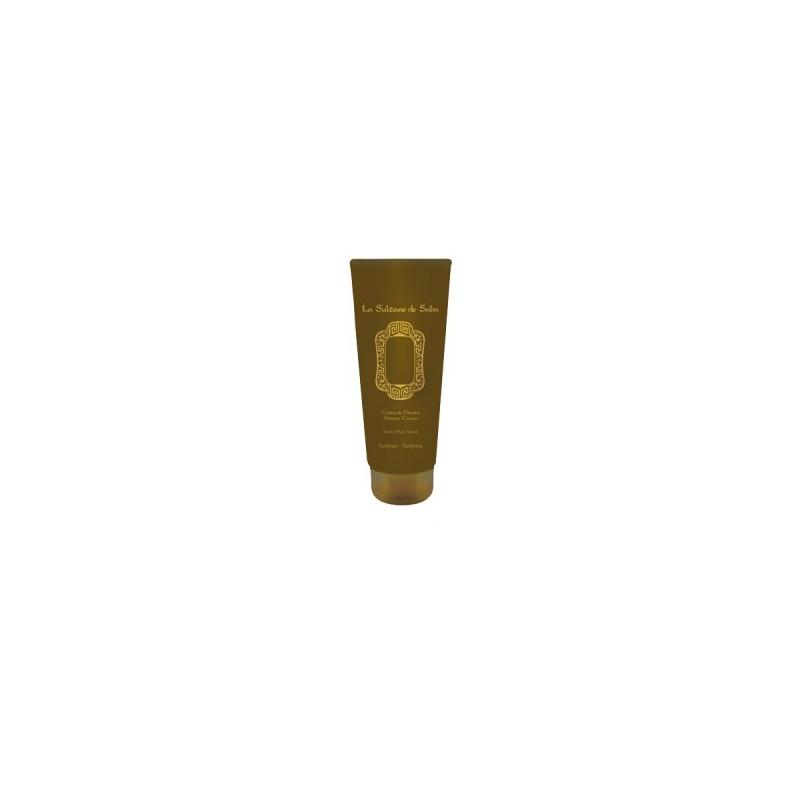 Crème de douche Ambre, Musc, Santal- La Sultane de Saba