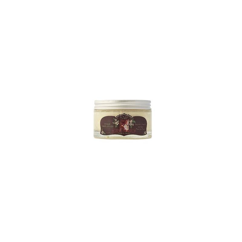 Beurre de Karité Fleur de Tiaré et Aloé Vera - La Sultane de Saba