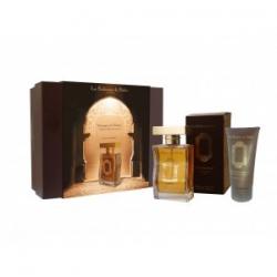 Coffret Parfum Ambre Musc Santal - La Sultane...