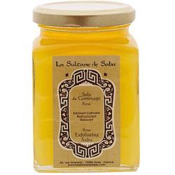 Sel de Gommage Fleur d'Oranger - La Sultane de Saba