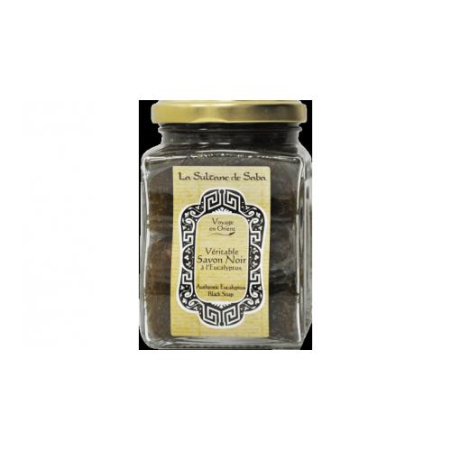 Savon noir à l'Eucalyptus 100 ml