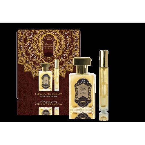 Coffret Parfum Ayurvédique - La Sultane de Saba