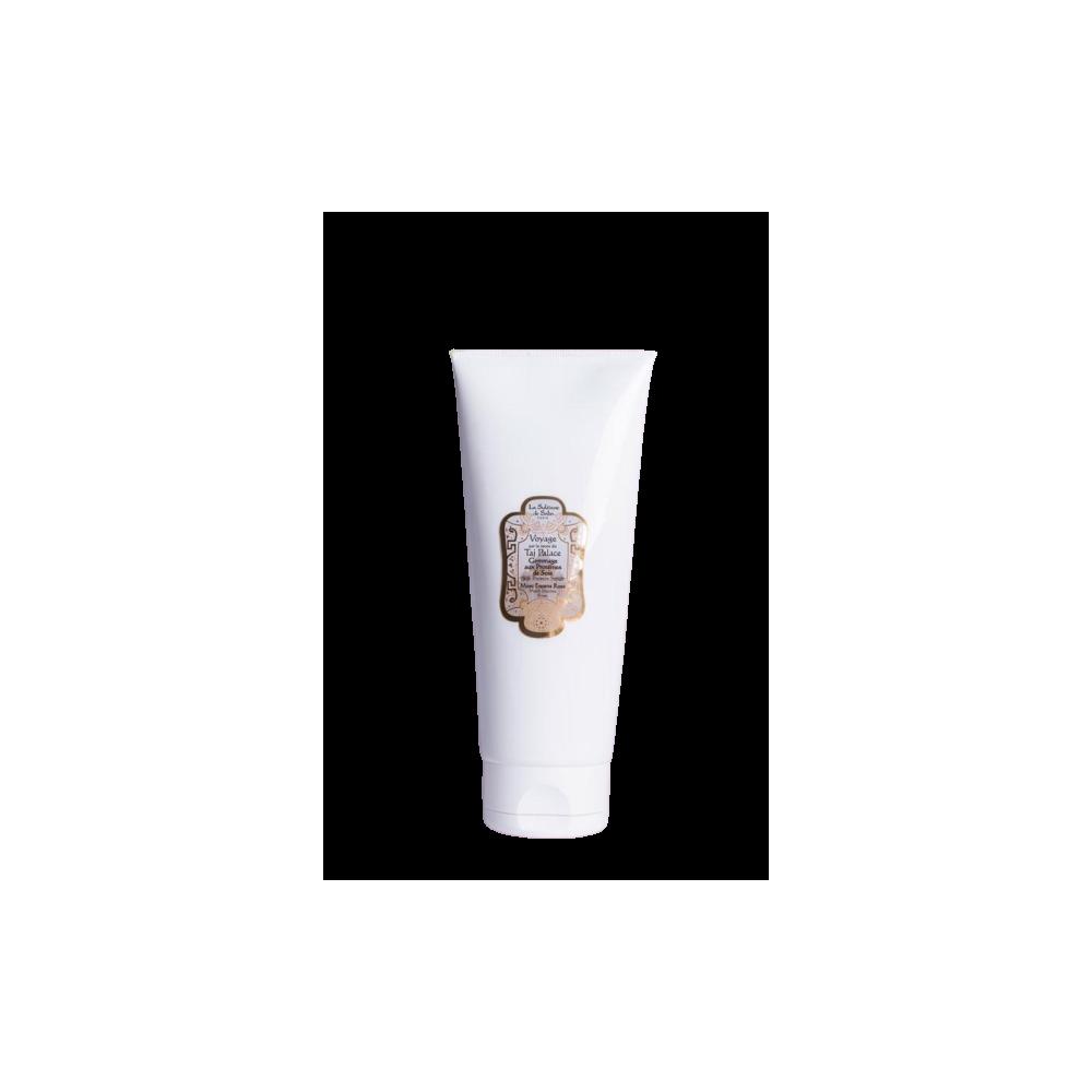 Gommage aux protéines de soie - Musc Encens Rose