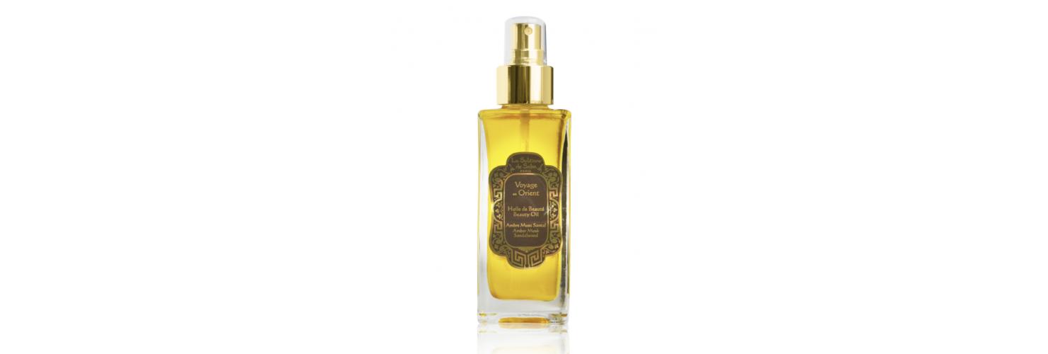 Huiles parfumées La Sultane de Saba