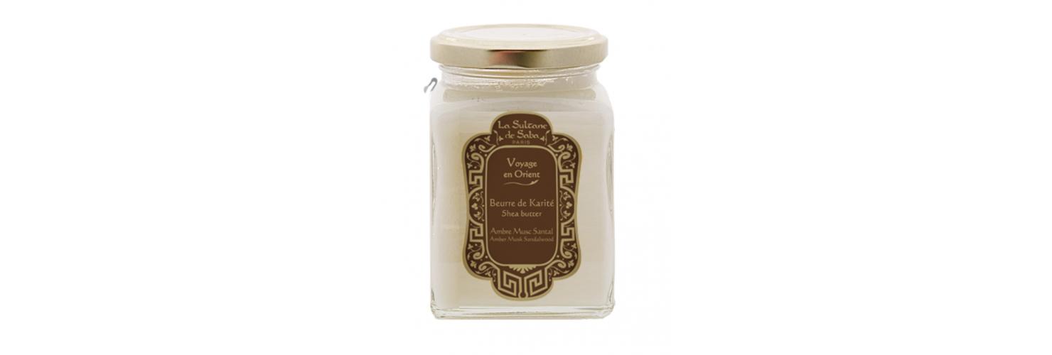 Beurres de karité La Sultane de Saba