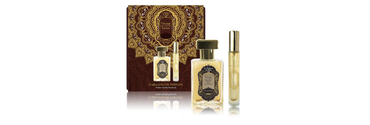 Coffrets Parfum et Maison La Sultane de Saba